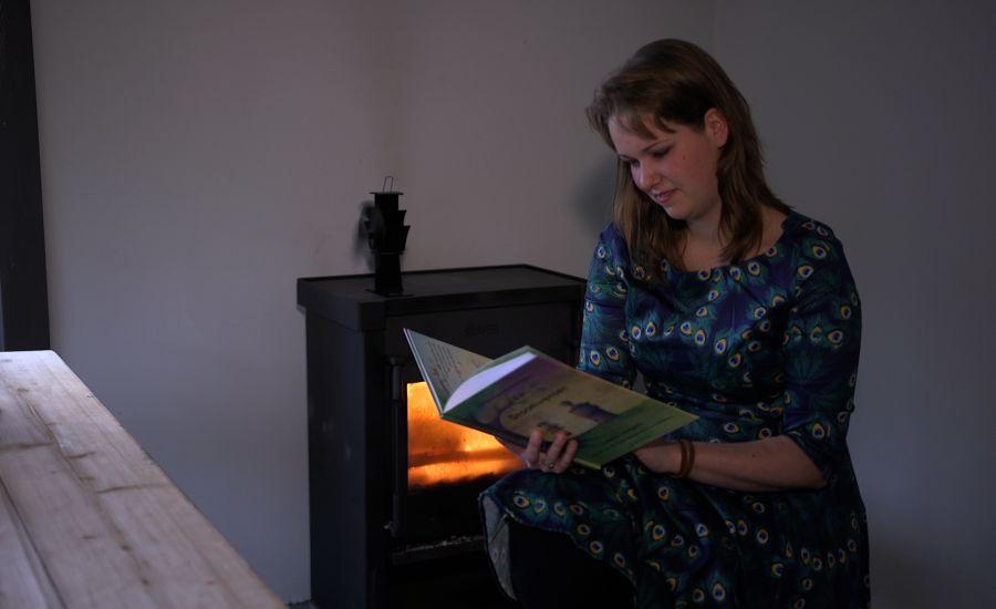 Geffense Laura laat kinderen groot denken en dromen via kinderboek Droomwensen
