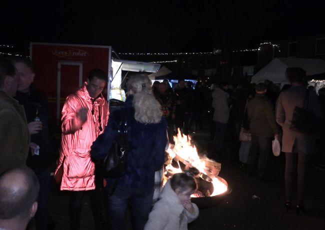 Bruisend Oss - Kerstmarkt Lange Weide Lith