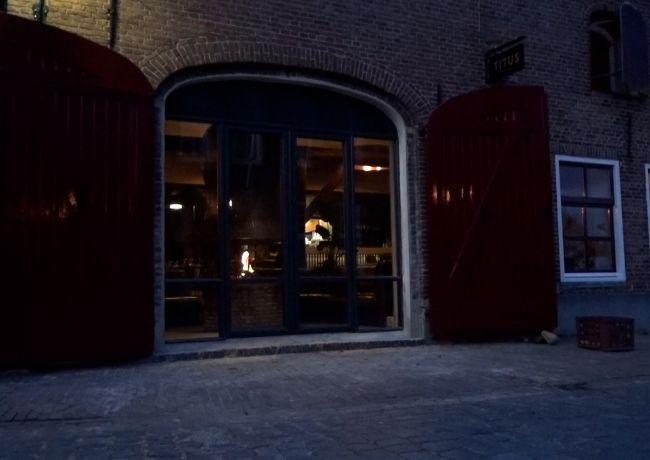 Voormalig restaurant D'n Uiver in Megen wordt restaurant Titus
