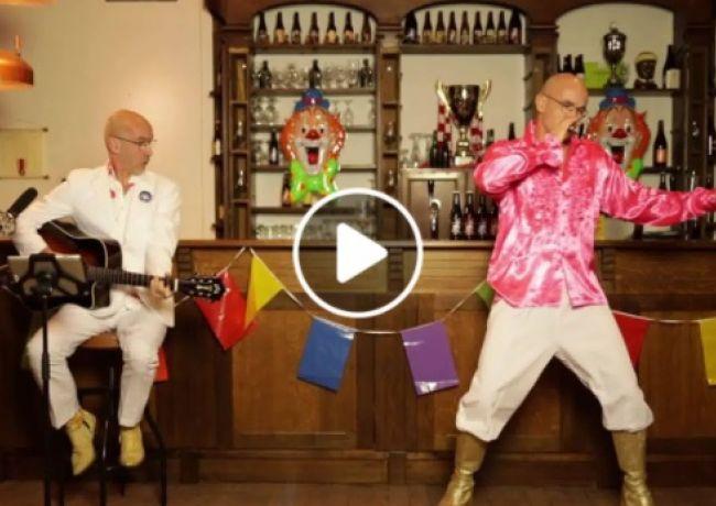 Komt de Carnavalscorona hit van 2021 uit Ravenstein ?
