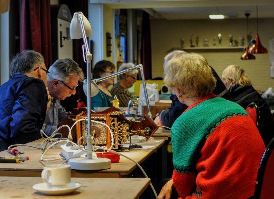 Repair Café Oss in oktober weer van start