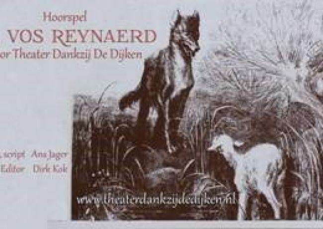 Theater Dankzij de Dijken komt met hoorspel over De Vos Reynaerd