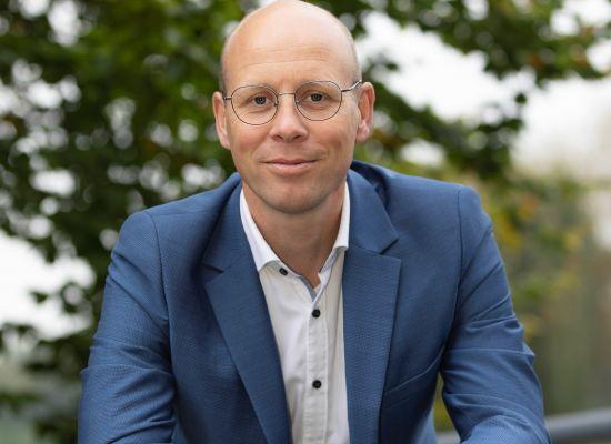 Robbert van der Veer nieuwe directeur Mondriaan College
